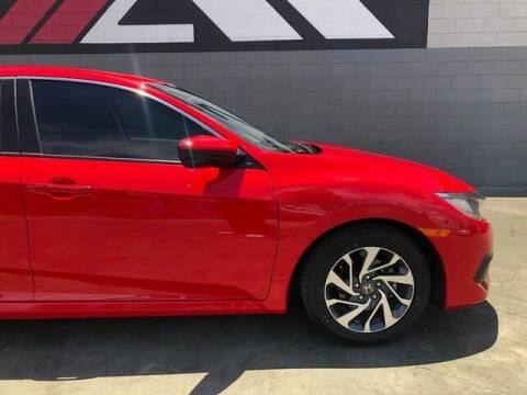 2017 Honda Civic for sale at Auto Republic Fullerton in Fullerton CA
