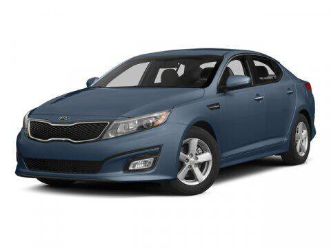 2015 Kia Optima for sale at TRAVERS GMT AUTO SALES - Traver GMT Auto Sales West in O Fallon MO