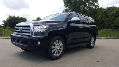 2015 Toyota Sequoia for sale at A & A IMPORTS OF TN in Madison TN