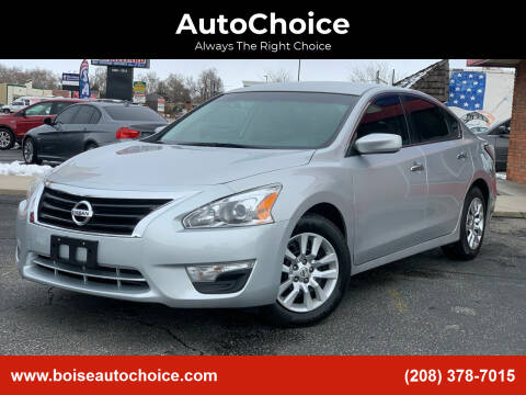 2014 Nissan Altima for sale at AutoChoice in Boise ID