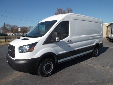 2015 Ford Transit Cargo for sale at Cars R Us in Chanute KS