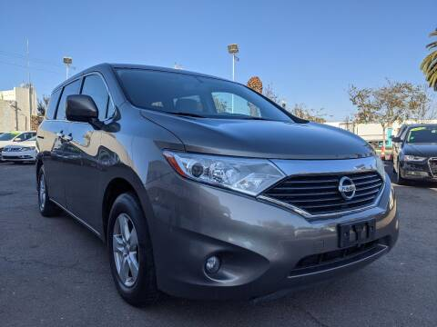 2015 Nissan Quest for sale at Convoy Motors LLC in National City CA