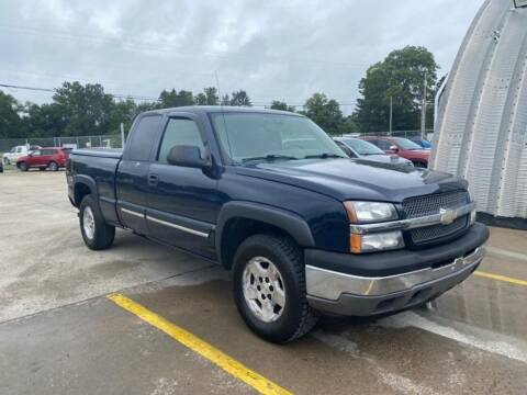 2005 Chevrolet Silverado 1500 for sale at Bates Auto & Truck Center in Zanesville OH