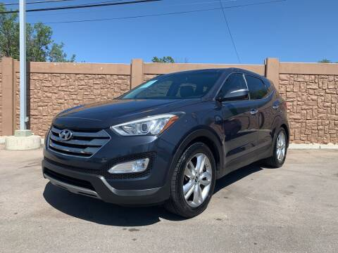 2013 Hyundai Santa Fe Sport for sale at Berge Auto in Orem UT