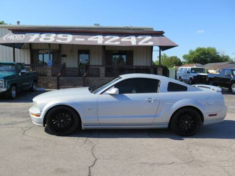2006 Ford Mustang for sale at United Auto Sales in Oklahoma City OK