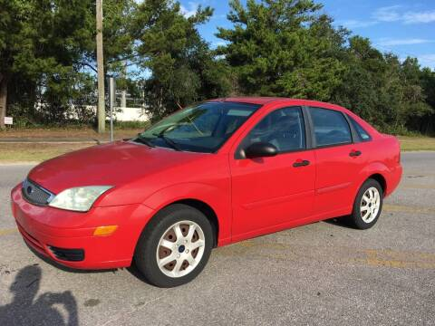 2005 Ford Focus for sale at Gulf Financial Solutions Inc DBA GFS Autos in Panama City Beach FL