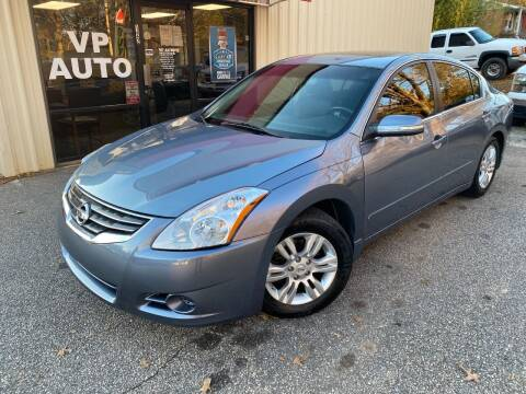 2012 Nissan Altima for sale at VP Auto in Greenville SC