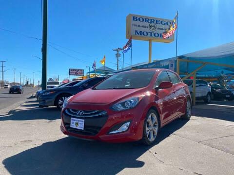 2013 Hyundai Elantra GT for sale at Borrego Motors in El Paso TX