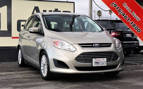 2015 Ford C-MAX Hybrid for sale at H1 Auto Group in Sacramento CA