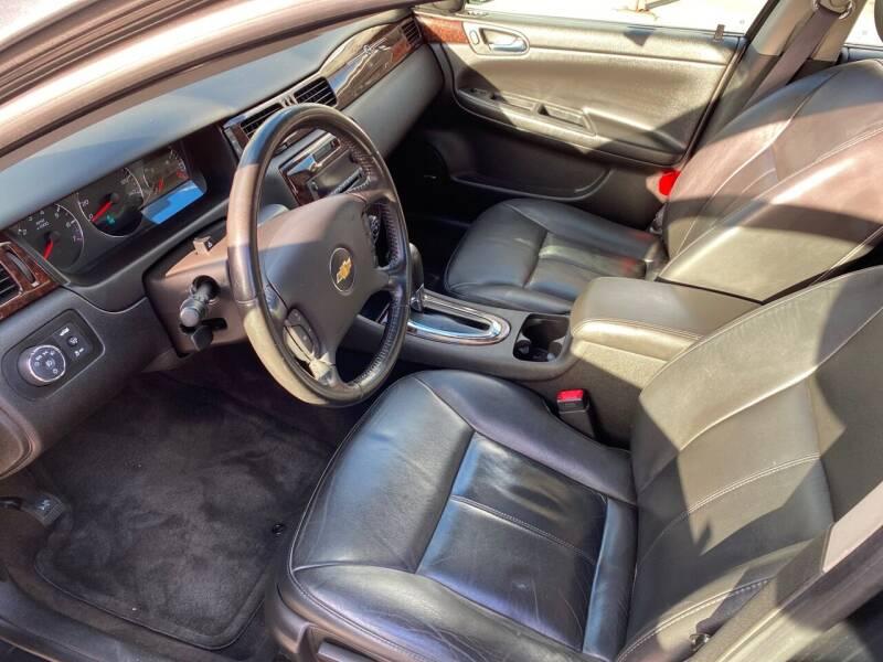 2014 Chevrolet Impala Limited LTZ Fleet 4dr Sedan - Elizabethton TN