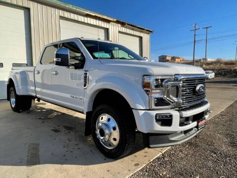 2021 Ford F-450 Super Duty for sale at Northern Car Brokers in Belle Fourche SD