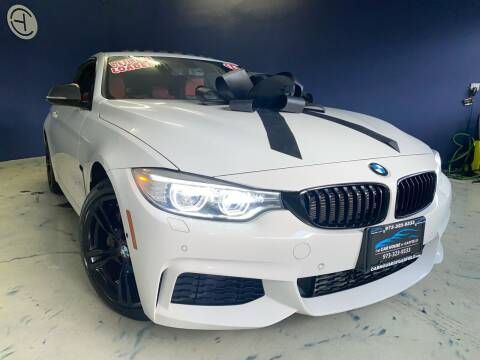 2015 BMW 4 Series for sale at The Car House of Garfield in Garfield NJ
