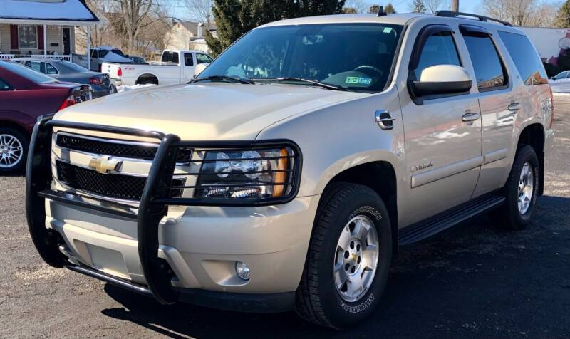 2008 Chevrolet Tahoe for sale at Mayer Motors of Pennsburg in Pennsburg PA