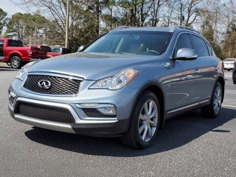 2017 Infiniti QX50 for sale at Gentry & Ware Motor Co. in Opelika AL