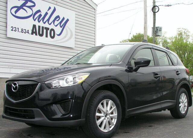 2013 Mazda CX-5 for sale at Bailey Auto LLC in Bailey MI