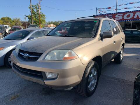 2003 Acura MDX for sale at Sonny Gerber Auto Sales 4519 Cuming St. in Omaha NE