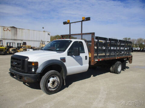 2008 Ford F-450 Super Duty for sale at Rondo Truck & Trailer in Sycamore IL