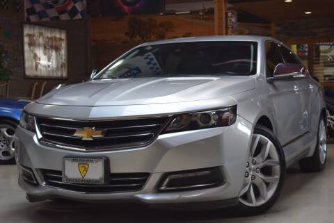 2015 Chevrolet Impala for sale at Chicago Cars US in Summit IL