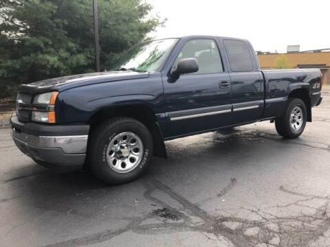2005 Chevrolet Silverado 1500 for sale at Branford Auto Center in Branford CT