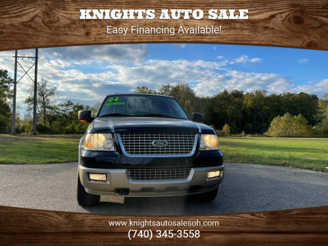 2004 Ford Expedition for sale at Knights Auto Sale in Newark OH