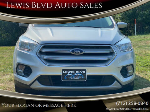 2018 Ford Escape for sale at Lewis Blvd Auto Sales in Sioux City IA