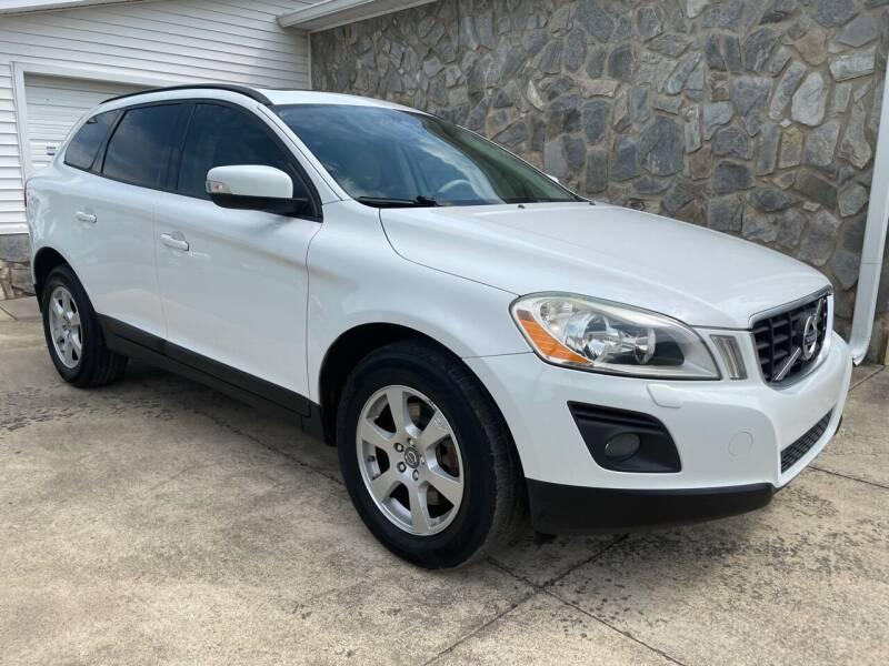 2010 Volvo XC60 for sale at Jack Hedrick Auto Sales Inc in Madison NC