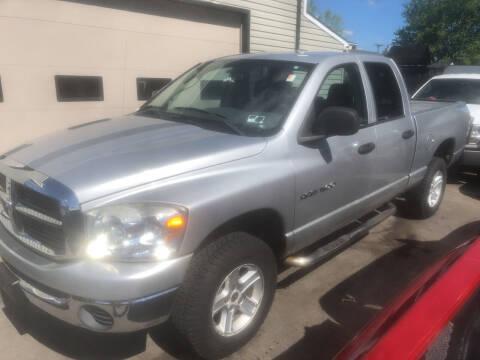 2007 Dodge Ram Pickup 1500 for sale at Trinity Motors in Lackawanna NY