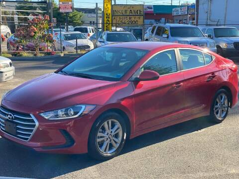 2017 Hyundai Elantra for sale at QUALITY AUTO SALES OF NEW YORK in Medford NY