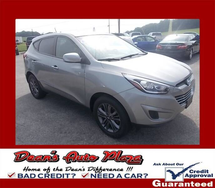 2015 Hyundai Tucson for sale at Dean's Auto Plaza in Hanover PA