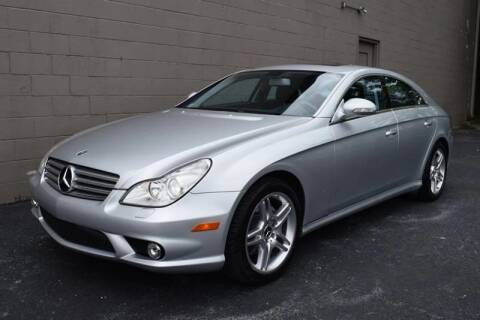 2007 Mercedes-Benz CLS for sale at Precision Imports in Springdale AR