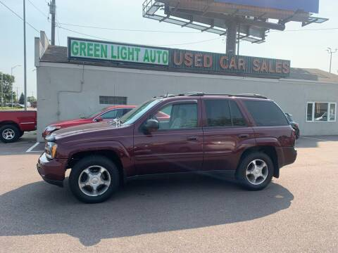 2005 Chevrolet TrailBlazer for sale at Green Light Auto in Sioux Falls SD