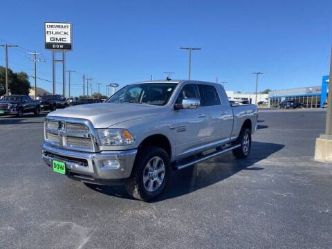 2018 RAM Ram Pickup 2500 for sale at DOW AUTOPLEX in Mineola TX