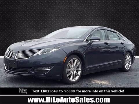 2014 Lincoln MKZ for sale at Hi-Lo Auto Sales in Frederick MD