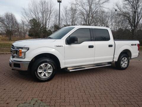 2018 Ford F-150 for sale at CARS PLUS in Fayetteville TN