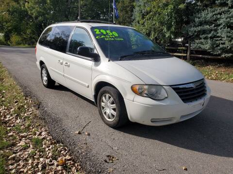 2007 Chrysler Town and Country for sale at Street Side Auto Sales in Independence MO