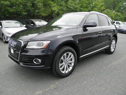 2015 Audi Q5 for sale at Dream Auto Group in Dumfries VA