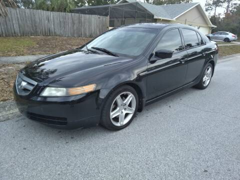2006 Acura TL for sale at Low Price Auto Sales LLC in Palm Harbor FL