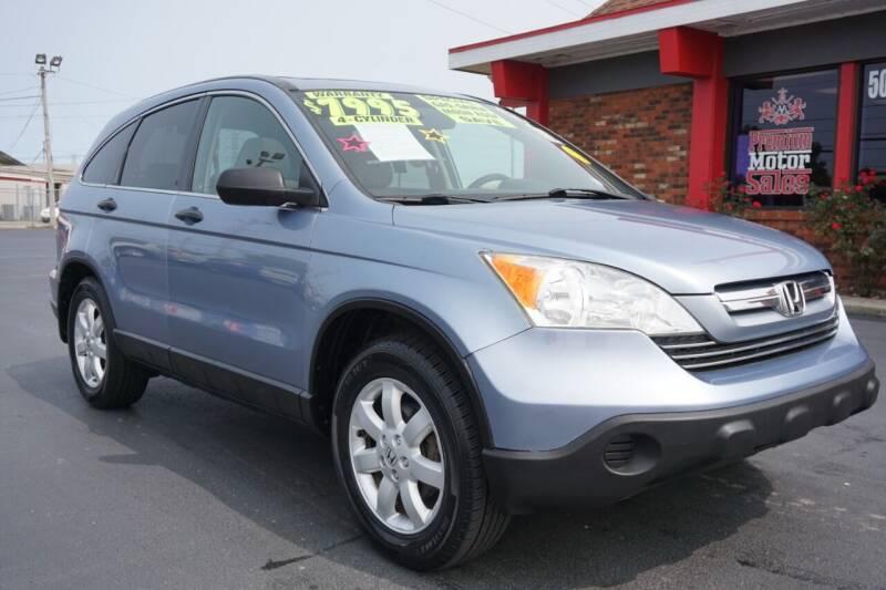 2007 Honda CR-V for sale at Premium Motors in Louisville KY