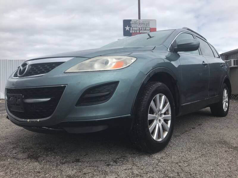 2010 Mazda CX-9 for sale at Texas Country Auto Sales LLC in Austin TX