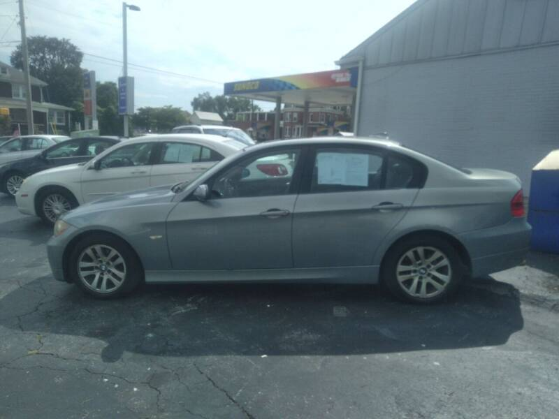 2006 BMW 3 Series for sale at Credit Connection Auto Sales Inc. YORK in York PA
