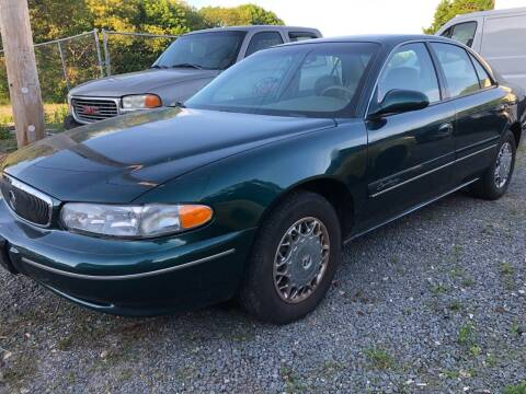 2001 Buick Century for sale at The Car Guys in Hyannis MA