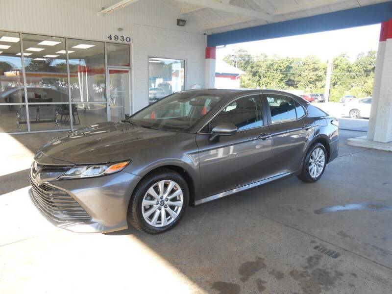 2019 Toyota Camry for sale at Auto America in Charlotte NC