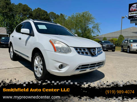 2012 Nissan Rogue for sale at Smithfield Auto Center LLC in Smithfield NC