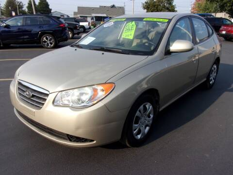 2009 Hyundai Elantra for sale at Ideal Auto Sales, Inc. in Waukesha WI