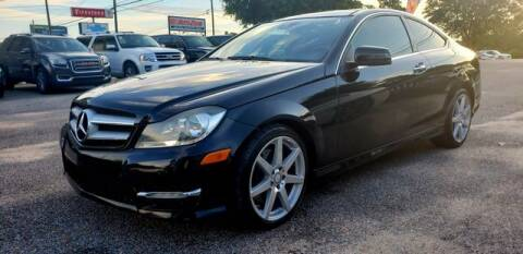 2012 Mercedes-Benz C-Class for sale at Yep Cars in Dothan AL