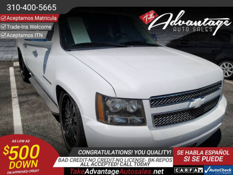 2011 Chevrolet Avalanche for sale at ADVANTAGE AUTO SALES INC in Bell CA