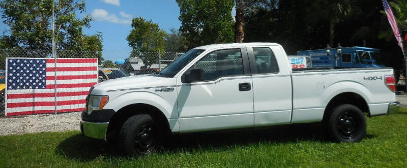2014 Ford F-150 for sale at Performance Autos of Southwest Florida in Fort Myers FL