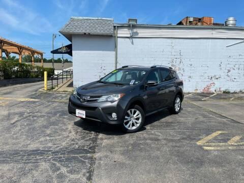 2015 Toyota RAV4 for sale at Santa Motors Inc in Rochester NY