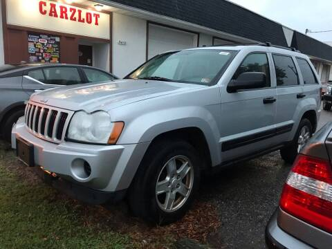 2006 Jeep Grand Cherokee for sale at CARZLOT in Portsmouth VA