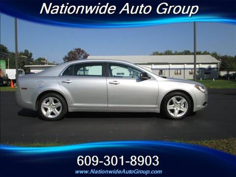 2011 Chevrolet Malibu for sale at Nationwide Auto Group in East Windsor NJ